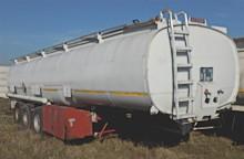 semirimorchio cisterna Acerbi