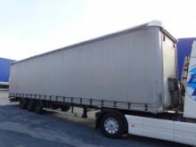 Fruehauf Rideaux coulissants 3 essieux MEGA semi-trailer