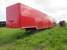 semirremolque furgón mudanza Samro