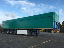 new tarp semi-trailer