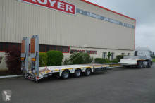 MAX Trailer heavy equipment transport semi-trailer