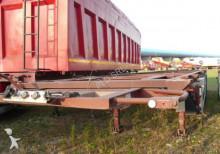 semirimorchio portacontainers Chiavetta