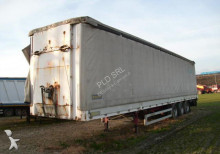 Trailor tarp semi-trailer