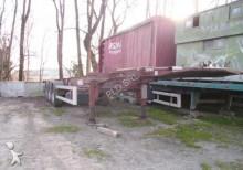 semi remorque porte containers Chiavetta