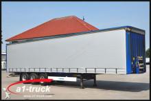 semi remorque Krone SZK 20 eLB41-L, Koffer, Heizung Ebersbächer, Doppelstock