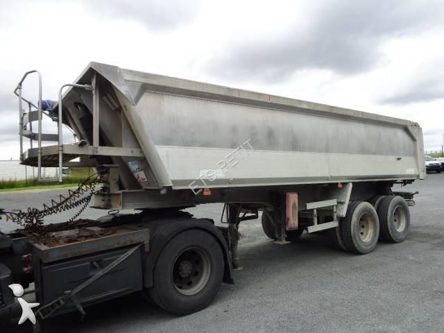 Benalu Benne TP ALU 2 ess semi-trailer
