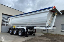 Feber half-pipe semi-trailer