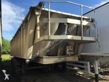 Benalu half-pipe semi-trailer