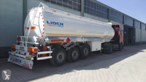 Lider chemical tanker semi-trailer