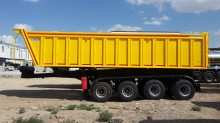 Lider trailer construction dump semi-trailer