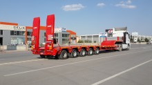 Lider heavy equipment transport