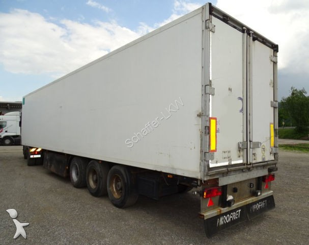 N/a Mirofret MSR 3E Carrier Ultra semi-trailer