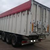 semiremorca benă transport cereale Benalu