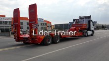 Lider heavy equipment transport semi-trailer