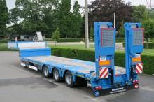 semirimorchio trasporto macchinari Kässbohrer