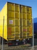 semirimorchio Rolfo portacontainers più cassa mobile