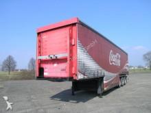 semirremolque caja abierta transporte de bebidas usado