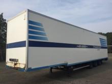 semirimorchio furgone Talson