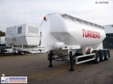 semirimorchio Feldbinder Bulk tank alu 35 m3 / 1 comp