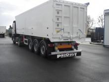 semirimorchio ribaltabile trasporto cereali Tisvol