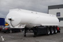 semirimorchio cisterna idrocarburi Stokota