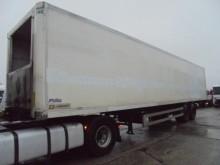 semi remorque Trax Lamberet (ISOLATED BOX DOUBLE TIRE)