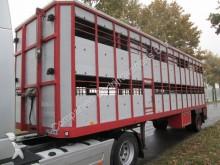 semirremolque para ganado usado