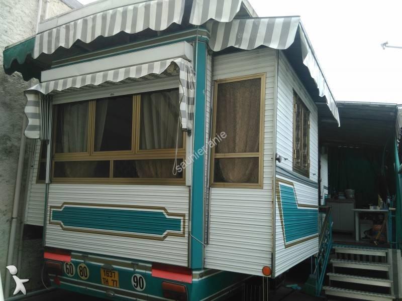 Autre Semi Mattiazzo Caravane Habitation 2 Essieux