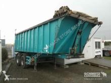 semi remorque Stas Benne aluminium 26m³