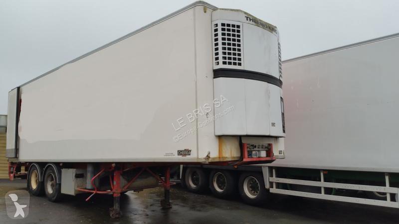 Chereau TECNOGAM 247 semi-trailer
