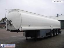 semi remorque EKW Fuel tank 40 m3 / 6 comp + dual pump/counter