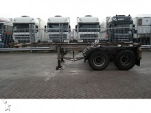 semi remorque Netam 20FT 2AXLE CONTAINER TRANSPORT