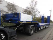 semirimorchio trasporto macchinari Ozgul