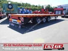 semi remorque ES-GE 3-Achs-Sattelanhänger mit Rungen und Containerve