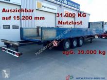 semiremorca Kögel SN24 Spezial Verlängerbar auf 15,20m NL 31.000kg