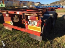 semi remorque porte containers General Trailers