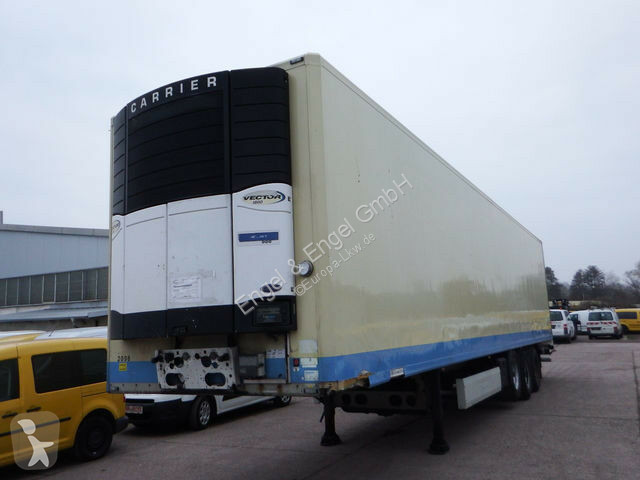 Krone SDR 27 Carrier Vector 1800 Temperaturdatenschrei semi-trailer