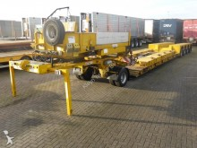 semi remorque Faymonville 4 AXLE WITH DOLLY EXTENDABLE 5 METERS