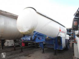 semirremolque cisterna de gas usado