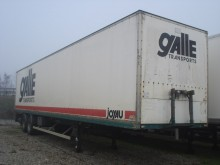 semirimorchio Lecitrailer furgone