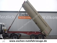semi remorque Langendorf SKS-HS 18/28 Hardox Halbschale 24m³