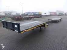 semirremolque Lintrailers EXTENDABLE STEERAXLE INCL. PRE INSPECTION