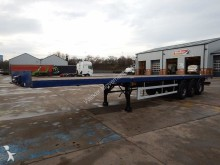 semirimorchio SDC 45FT FLATBED TRAILER - 2001 - C080145