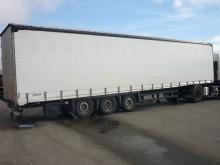 semi remorque Schmitz Cargobull SCS Réhaussable