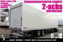 semi remorque Schmitz Cargobull SKO 18/ ROLLTOR / ZURRINGE / ZURRLEISTE /LIFT !!