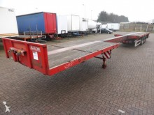 semi remorque Hoffmann EXTENDABLE STEERAXLE LIFTAXLE