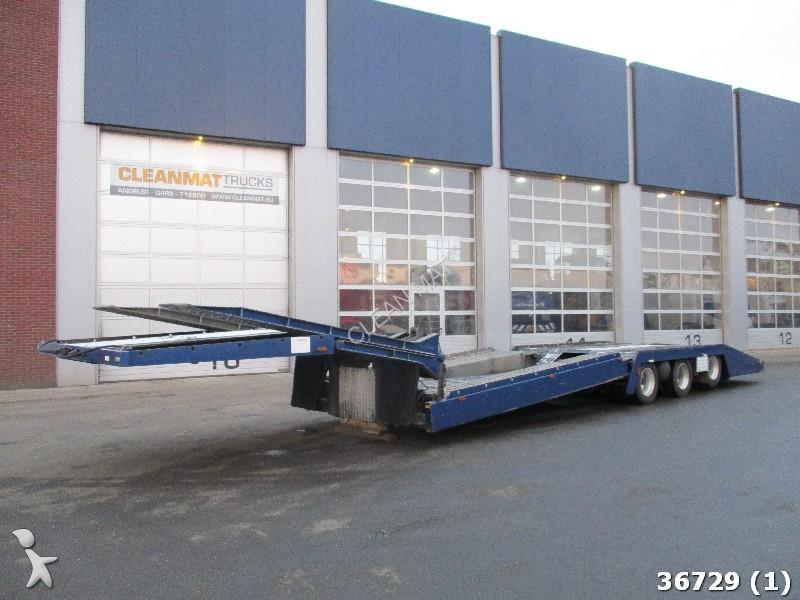 Semi remorque nc porte voitures estepe eopl 24 41 truck - Semi remorque porte voiture occasion ...