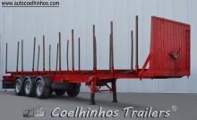 semirimorchio trasporto tronchi Van Hool