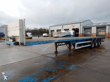 Fruehauf CRANE 45FT FLATBED TRAILER - 1997 - A257613 semi-trailer