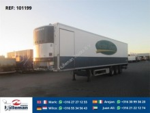 semirremolque Schweriner 3-AXLE WITH CARRIER